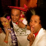 ThinkThai Angel Campey, Conrad Jantjies and Mark Lottering