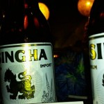 singha beer think thai simply asia