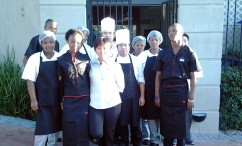 The full team of Simply Asia Green Point