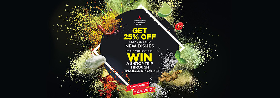 WIN a trip through Thailand
