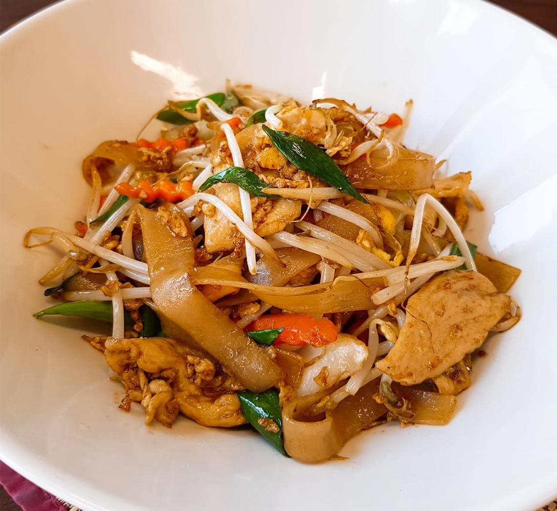 Large Rice Noodles - Simply Asia